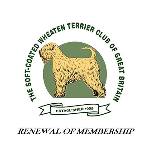 renewal of membership