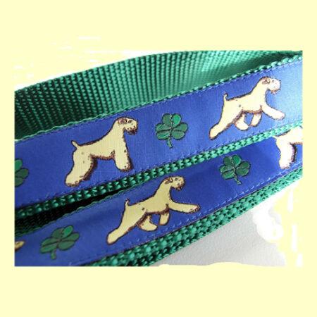 lead blue green