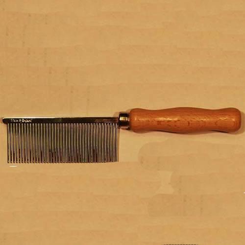 Comb for Irish coat