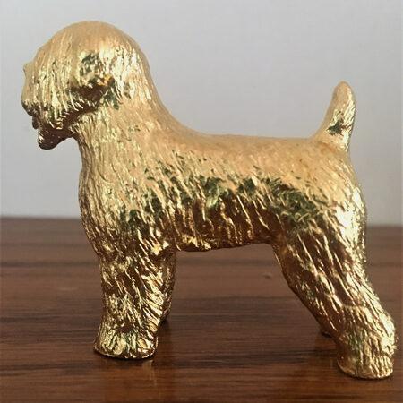 Wheaten model gold